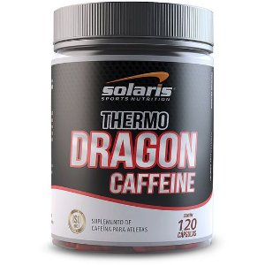 Thermo Dragon Caffeine 420mg c/120 caps - Solaris Nutrition