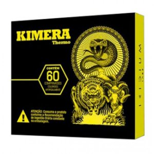 Kimera c/60 comprimidos – Iridium Labs