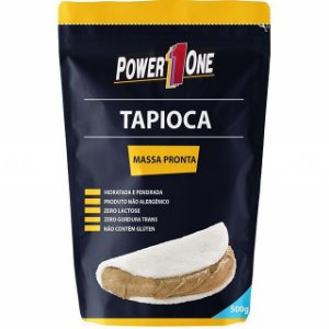 Tapioca 500g - Power1One