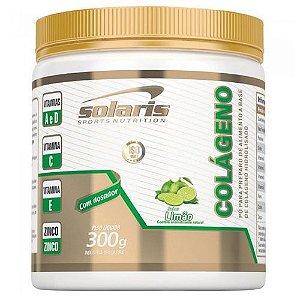 Colágeno Hidrolisado 300g - Solaris Nutrition