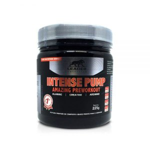 Intense Pump 225g Frutas Vermelhas - Leader Nutrition