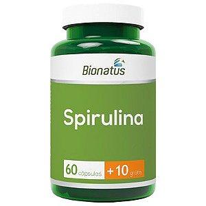 Spirulina c/70 Cápsulas - Bionatus