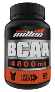 BCAA 4800mg C/120 Tabletes - New Millen