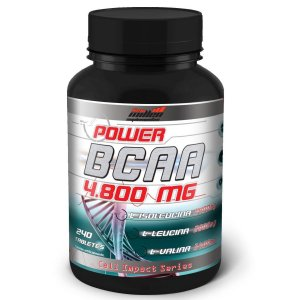 BCAA 4800mg C/240 Tabletes - New Millen