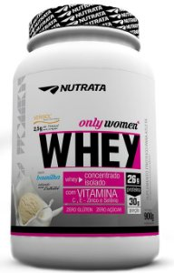 Only Women Whey 900g - Nutrata