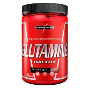 Glutamine Isolates 600g - Integralmédica