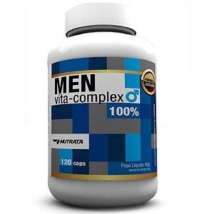 Men Vita Complex c/120 Capsulas - Nutrata
