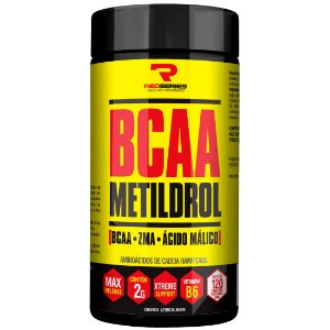 BCAA Metildrol c/120 Tabletes - Red Series