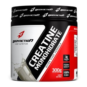 CREATINE MONOHIDRATE 300G - BODY ACTION