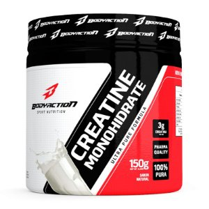 CREATINE MONOHIDRATE 150G - BODY ACTION