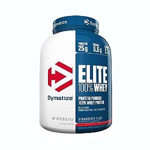 Elite Protein 5lbs 2,3kg - Dymatize Nutrition