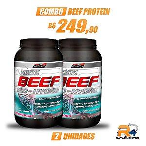Combo 100% Beef Iso-Hydro 900g - New Millen