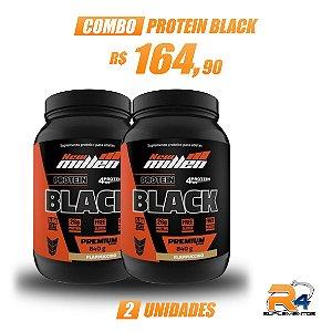 Combo Protein Black 2 unidades (840g cada) - New Millen