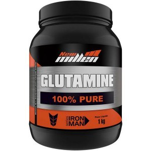 L-Glutamina 100% Pure 1kg - New Millen