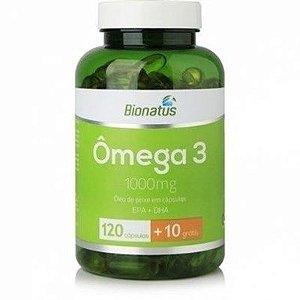 Omega 3 C/130 Cápsulas - Bionatus