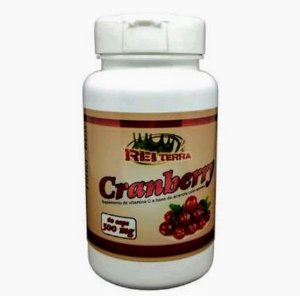 Cranberry 500mg c/60 Capsulas - Rei Terra
