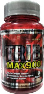 Tribulus Max 900 c/90 Tabletes - Black Nutrition