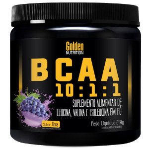 BCAA 10:1:1 ( 210g) - Golden Nutrition