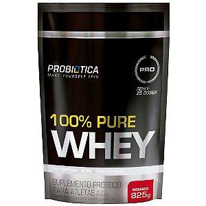 100% Pure Whey Refil 825g - Probiótica