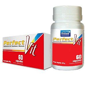 Perfect Vit (60 Cápsulas) - Intlab