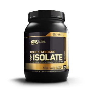 Whey Gold Standard Isolada 1,6LBS (744g) - Optimum Nutrition