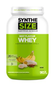 Best  Flavour  Whey  907g - Synthe Syze