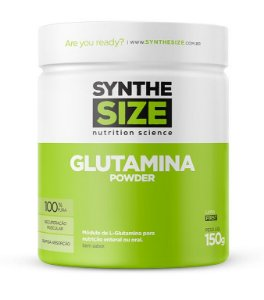 Glutamina 150g - Synthesize