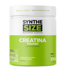 Creatina Powder 300g - Synthesize