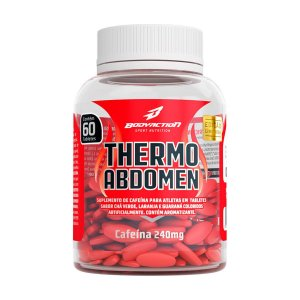 Thermo Abdomen c/60 Tabletes - Body Action