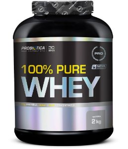 100% Pure Whey 2,268kg - Probiótica