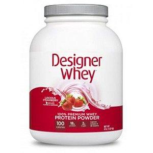 Designer Whey Protein 4lbs – Designer