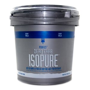 Isopure Zero Carb 7lbs - Nature´s Best