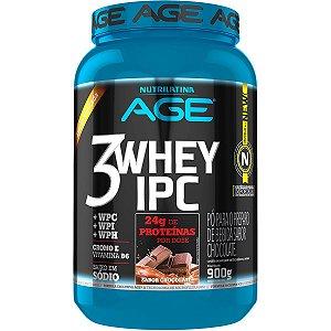3 Whey IPC 900g – Nutrilatina Age