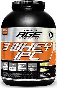 3 Whey IPC 2270kg – Nutrilatina Age