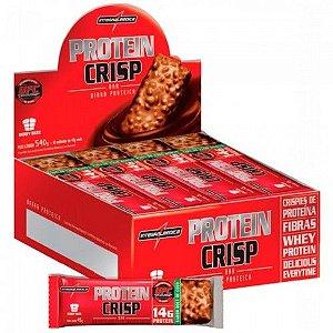 Protein Crisp 45g Caixa c/12 unidades – Integralmédica