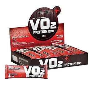 Vo2 Protein Bar 30g Caixa c/12 unidades – Integralmedica