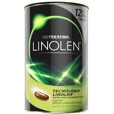 Linolen c/120 cápsulas – Nutrilatina Age