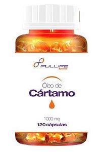 Oleo de Cártamo C/120 Cápsulas - Fullife Nutrition