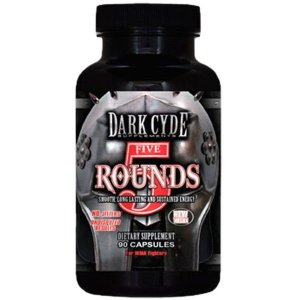 Five Rounds c/90 Cápsulas - Darkcyde Supplements