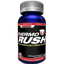 Thermo Rush c/100 - Allmax Nutrition
