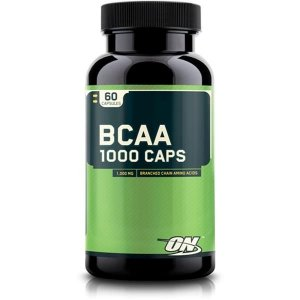 BCAA 1000mg c/60 Cápsulas - Optimum Nutrition