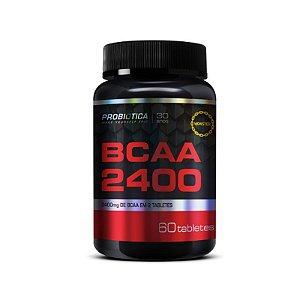 BCAA 2400 C/60 Cápsulas - Probiótica