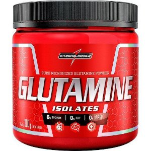 Glutamine isolates 300g - Integralmédica