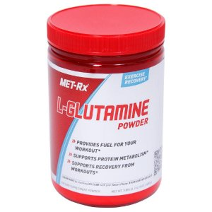 L-Glutamine Powder 400g – Met -RX