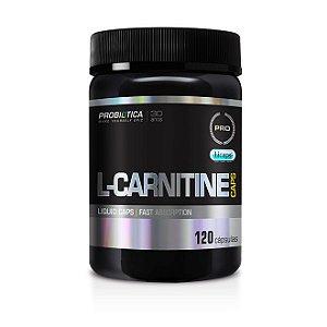 L-Carnitine c/120 Cápsulas - Probiótica