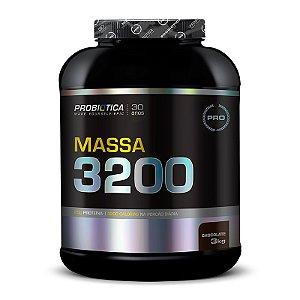 Massa 3200 Anticatabolic 3kg - Probiótica