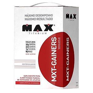 MXT Gainers 3kg - Max Titanium