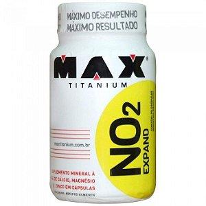 NO2 Expand c/90 Cápsulas - Max Titanium