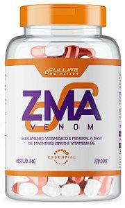 ZMA Venom c/120 Cápsulas – Fullife Nutrition