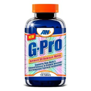 G Pro c/100 Tabletes - Arnold Nutrition